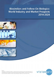 VGN224_Biosimilars and Follow-On Biologics World Industry and Market Prospects 2014-2024 Cover.jpg