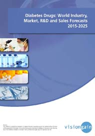 VGN400_Diabetes Drugs World Industry, Market, R&D and Sales Forecasts 2015-2025 Cover.jpg